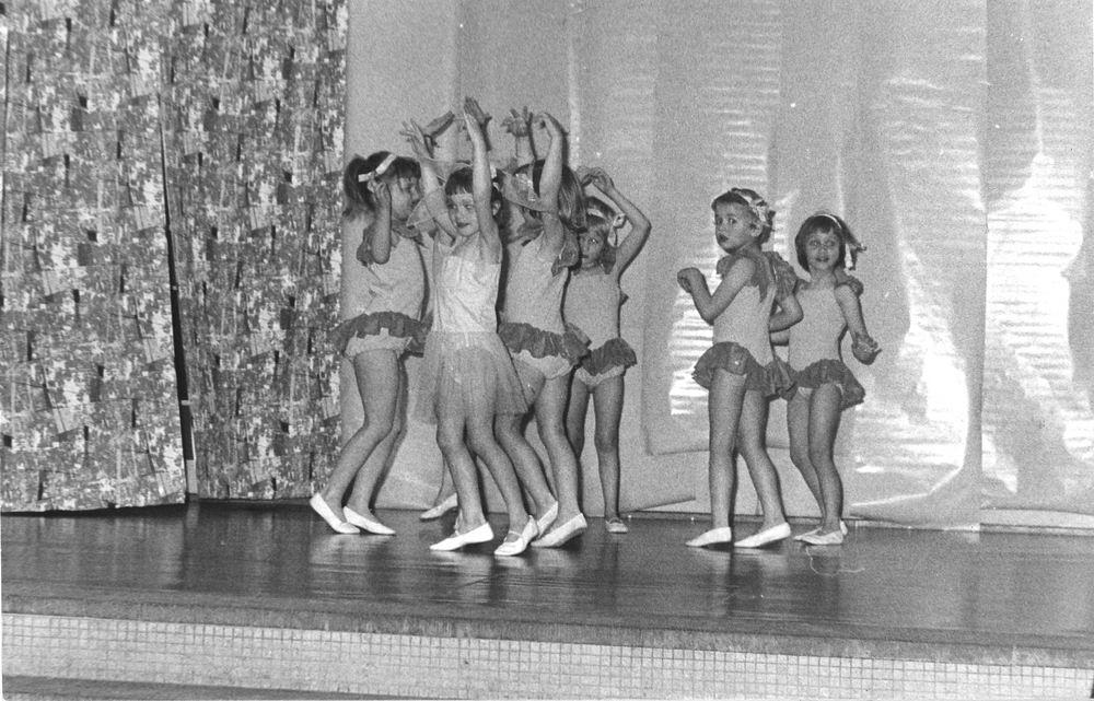 Ballet Studio Helma Bouwman 1964 Uitvoering in Hoofddorp 05