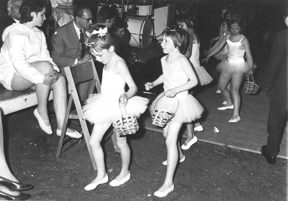 Ballet Studio Helma Bouwman 1965 Uitvoering tbv Kindercircus Hoofddorp 03