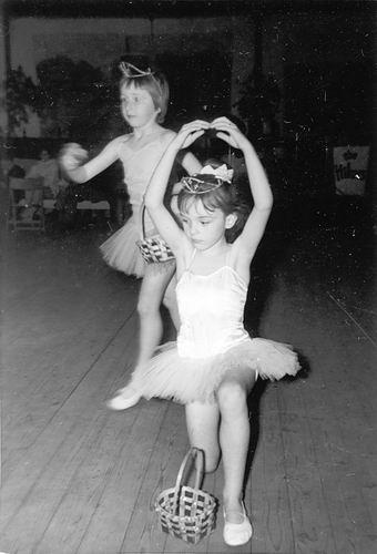 Ballet Studio Helma Bouwman 1965 Uitvoering tbv Kindercircus Hoofddorp 04