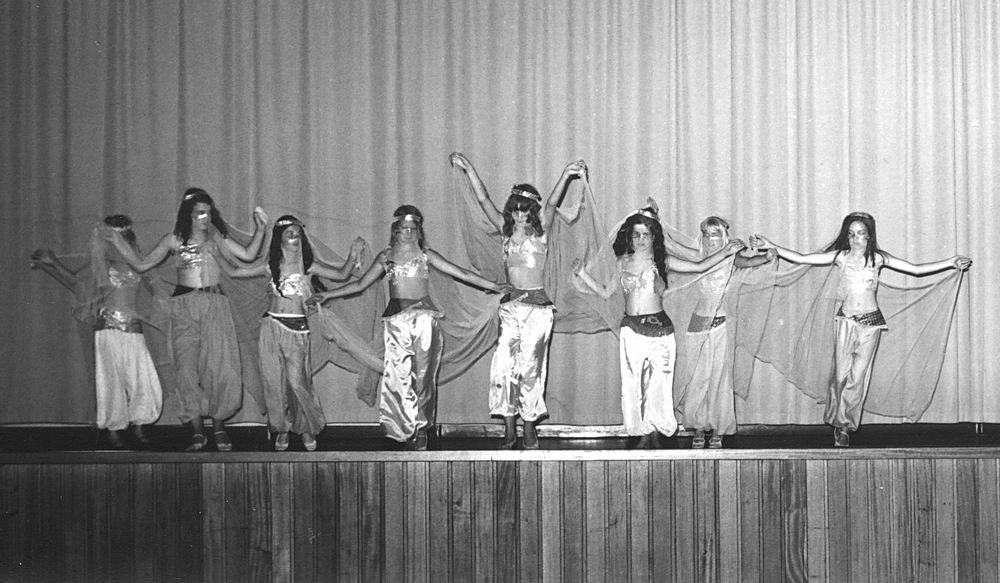 Ballet Studio Helma Bouwman 19__ Musical in LTS Hoofddorp 06
