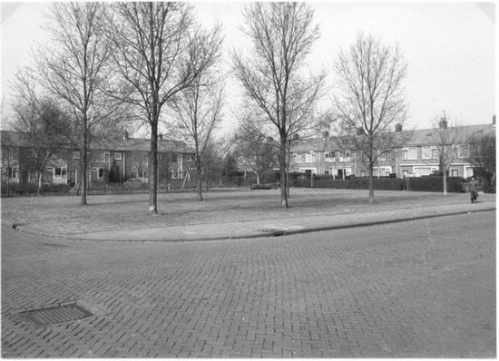 Beekmanstraat Veldje 1986