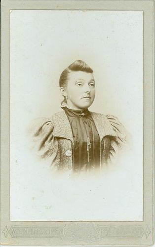 Beem Kors v 19__ Portret met vrouw Cornelia Vlug 02