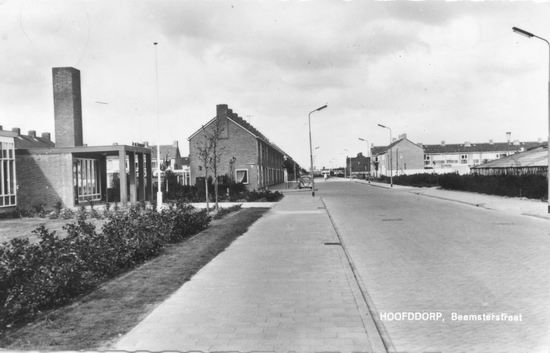 Beemsterstraat 1963 02