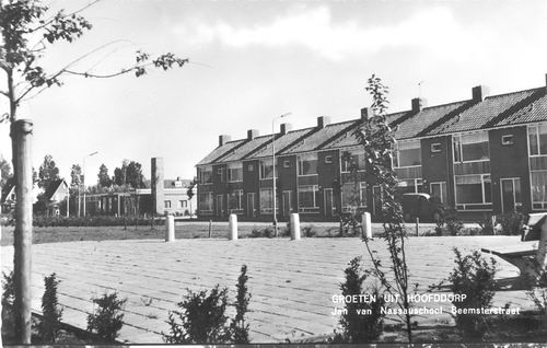 Beemsterstraat 1963 04 Jan v Nassauschool