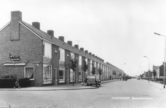 Beemsterstraat 1964