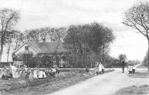 Bennebroekerweg N 0953 1913 Openbare School 08