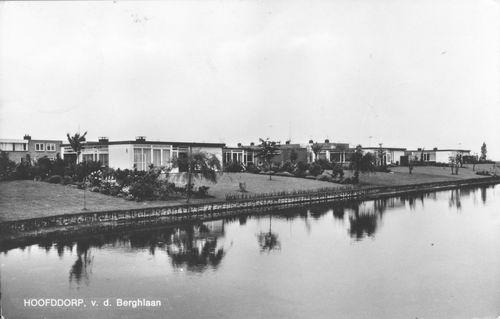 Berghlaan 0077 1968 Zicht vanaf Boslaan