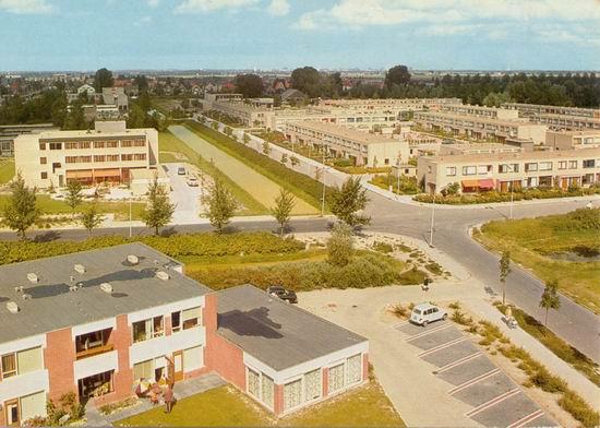 Berghlaan Panorama foto 1974_2
