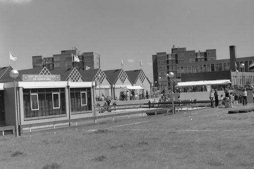 Bernadottestraat 0163 1980 Cafe de Eersteling in Pax