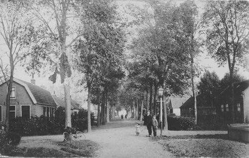 Korenaarstraat 1910 Zuidelijke Binnenweg