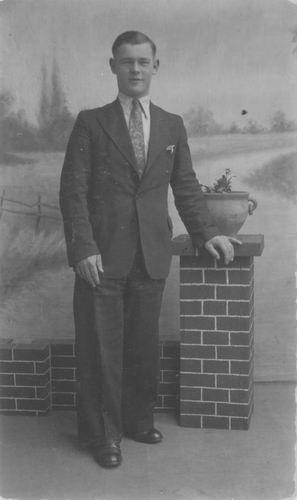 Bliek Toon 1914 1937± met vrouw Helena van der Blom 01