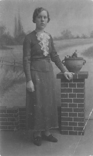 Bliek Toon 1914 1937± met vrouw Helena van der Blom 02