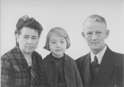Bliek Gerrit 1917 1964-65 Familiefoto Montage