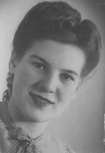 Bliek Janny 1948 Portret