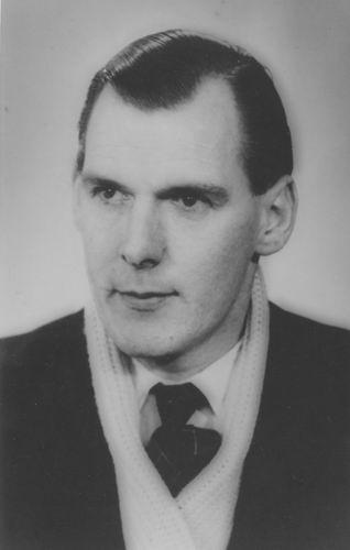 Bliek Ko Jzn 1956 Pasfoto