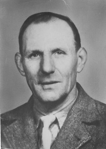 Bliek Leen Jzn 1903 1960 Pasfoto