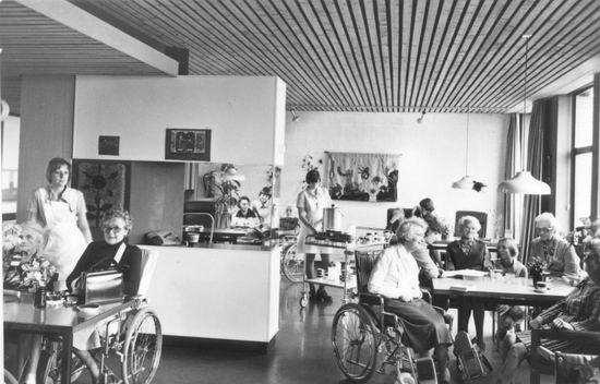 Bornholm 0050 1976 Verpleeghuis Dagverblijf
