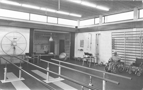 Bornholm 0050 1976 Verpleeghuis Fysiotherapie