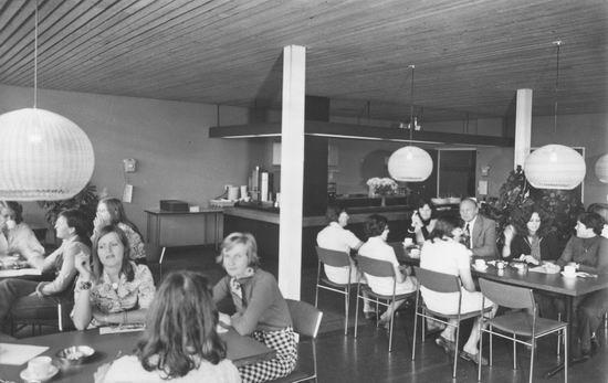 Bornholm 0050 1976 Verpleeghuis Personeelsrestaurant