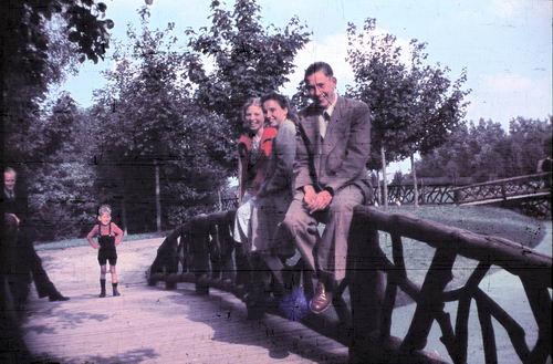 <b>ZOEKPLAATJE:</b>&nbsp;Boslaan 0000 Wandelpark 1949-50 Voorsloot 03_Exp