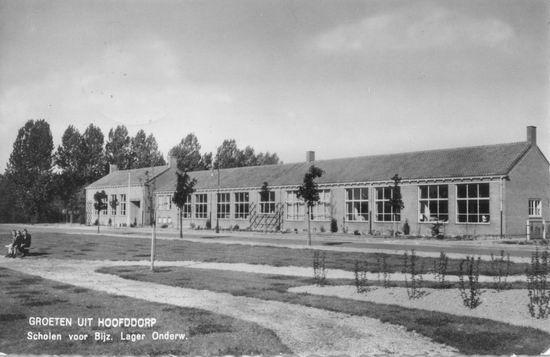 Boslaan BLO School 1952