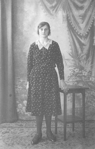 Buis Hendrika 1914 1933 bij Fotograaf