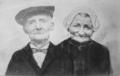 Buis Pieter Martinus 1851 1932 60jr Getrowd met Maatje Tanis