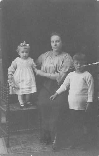 Bulk Cornelis 1885 1922 Kinderen met Metje Vos