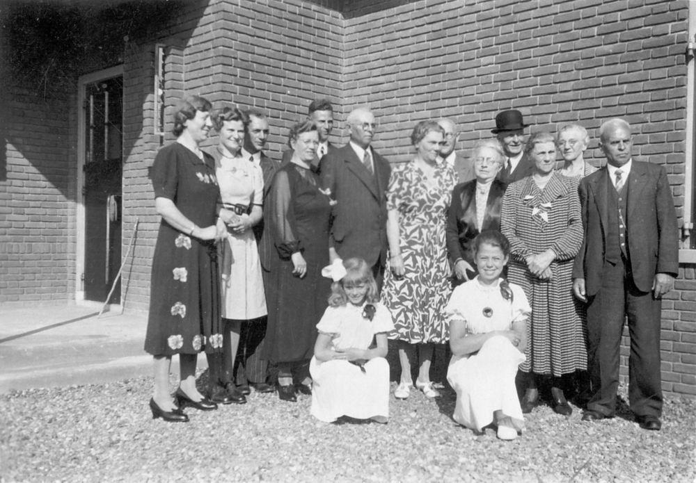 Bulk Cornelis 1885 1942 25 Jaar Getrouwd 01