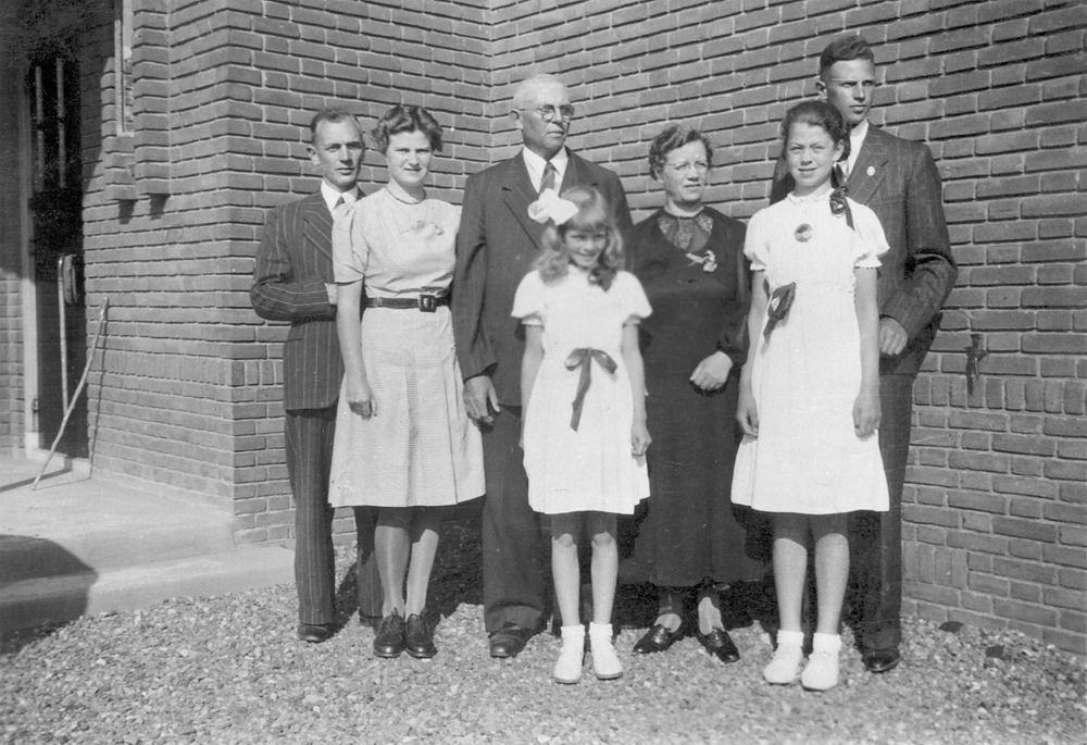 Bulk Cornelis 1885 1942 25 Jaar Getrouwd 02
