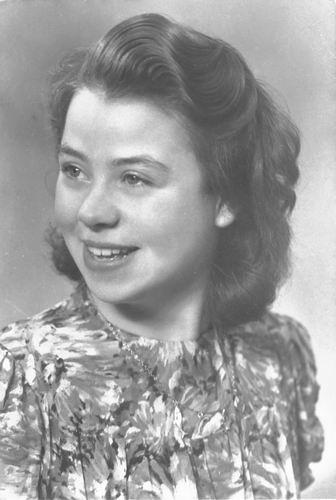 Bulk Janny 1930 1945 Portret