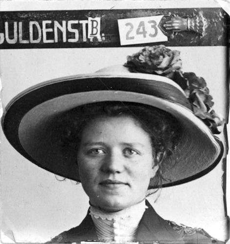 Bulk-Westerdijk Anna 1890 19__ Portret 03