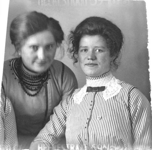 Bulk-Westerdijk Anna 1890 19__ Portret met Dit v Wieringen