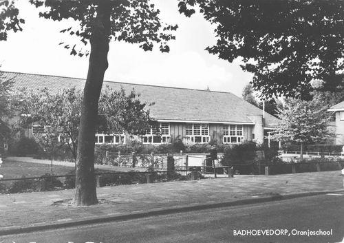 Burg Amersfoordtlaan W 0061 1973 Oranjeschool