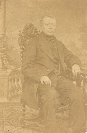 Buurtje Eerste Huizen Dorbeck Nicolaas Thomas bij fotograaf