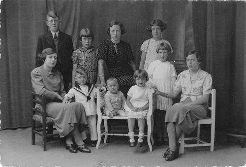 Calvelage Bernard 1938 Kinderen