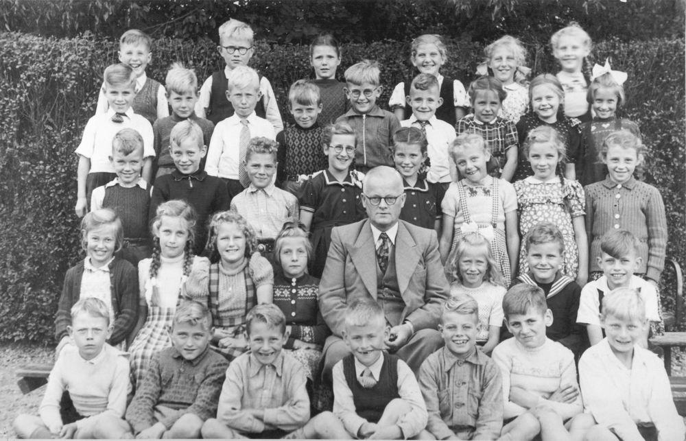 Christelijke School Hoofddorp 195_ Klas 5
