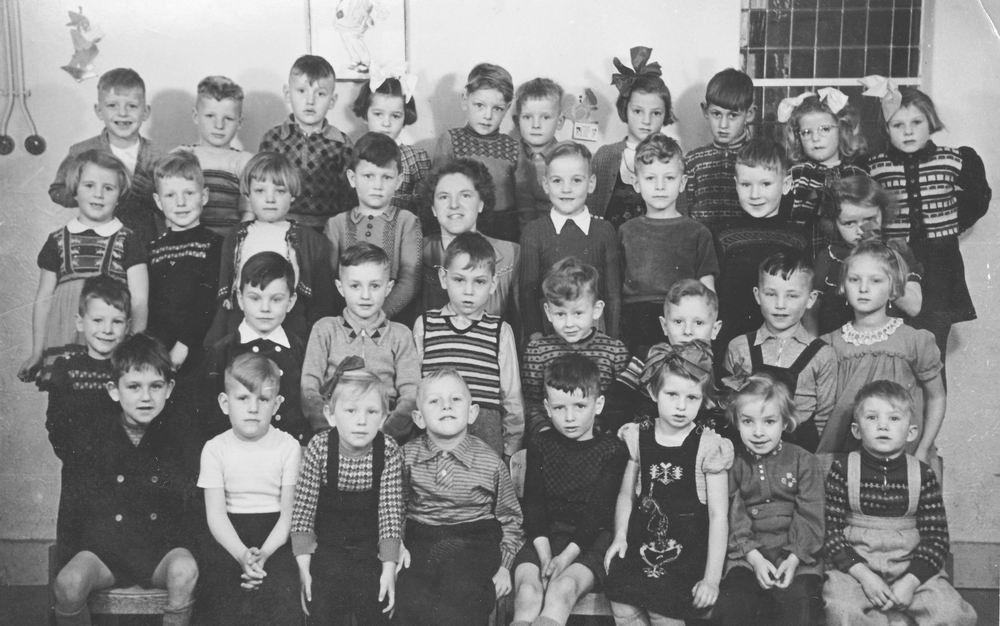 Christelijke Kleuterschool Hoofddorp 195_ Klas met Juf Karsten 01