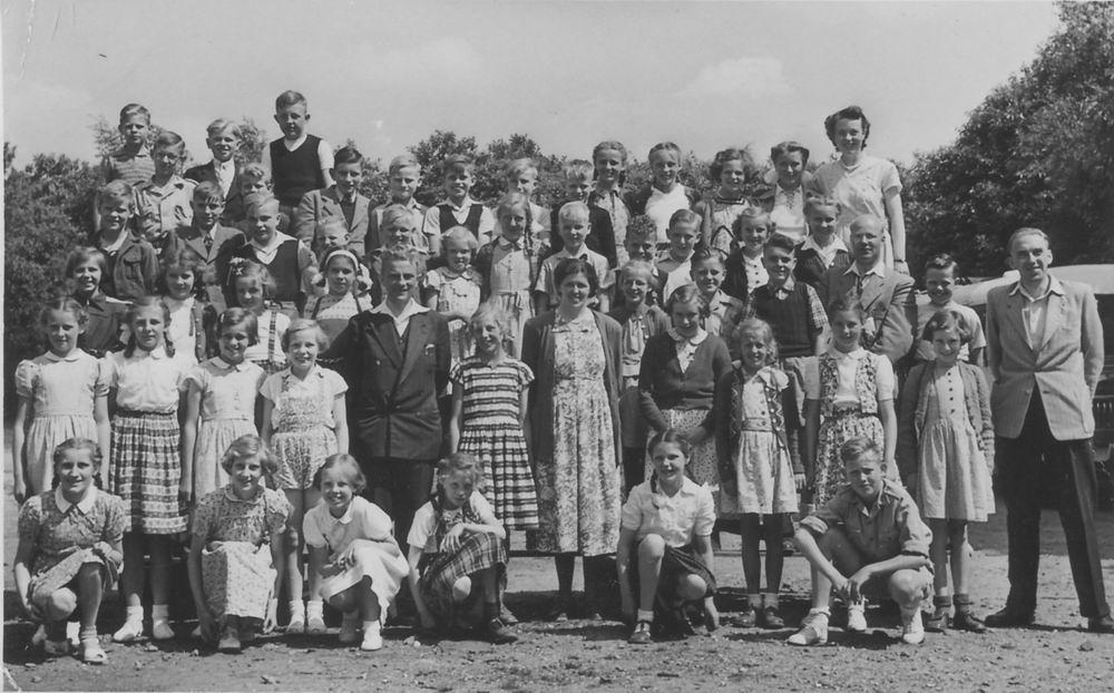 Christelijke School Hoofddorp 195_ Schoolreisje met Dhr vd Berg