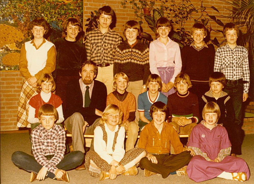 Christelijke School Hoofddorp 1978-79 Klas 6 01