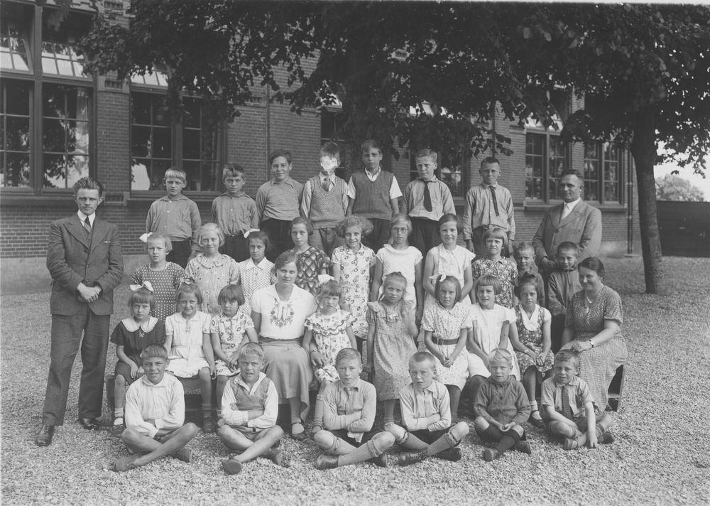 Christelijke School Rijk Aalsmeerderweg 1934