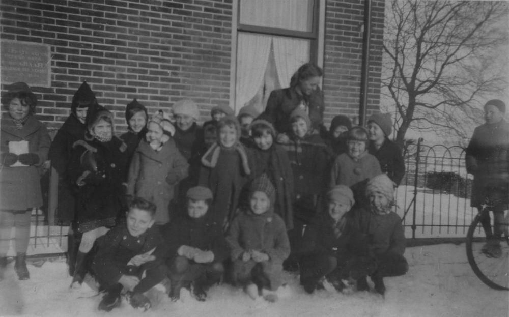 Christelijke School Rijk Aalsmeerderweg 1939 Klas 01