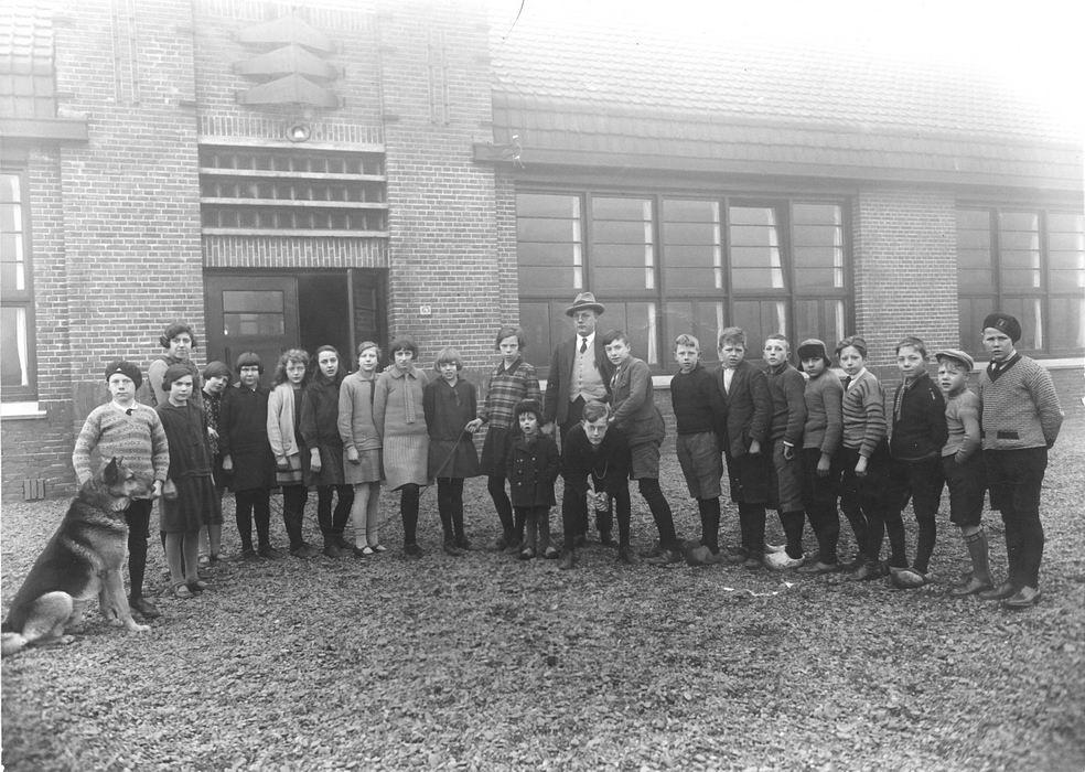 Christelijke School Schinkeldijk 0141 1930 Klas