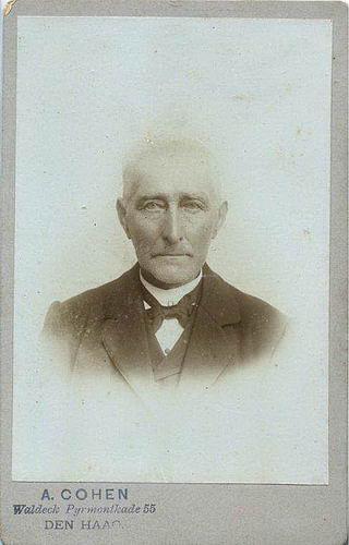 Colijn Antonie 1833 19__ Portret met vrouw Anna Verkuyl 01