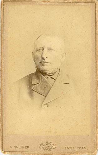 Commandeur Joannes 1834 19__ Portret 01