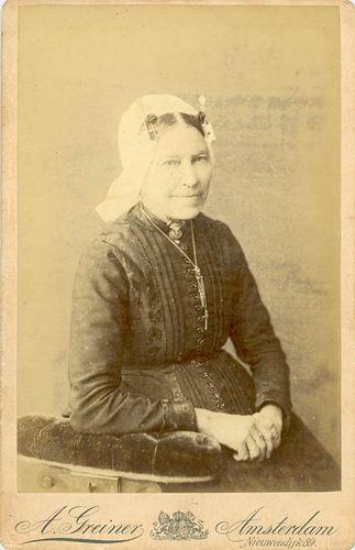 Commandeur - Keet Joanna 1828 19__ Portret 02