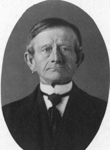Commandeur Zijvert 1839 1919 Bidprentje 01