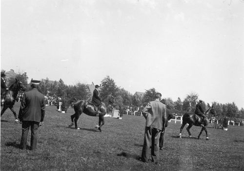 Concours Hippique  Hoofddorp 1924