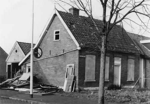 Concourslaan Z 0029 19__ Huize Teunis Dekker Sloop 11