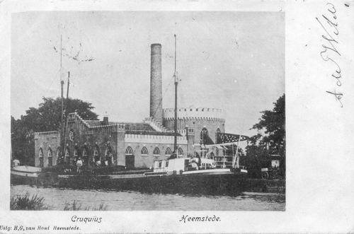 Cruquiusdijk 0027 1902 Stoomgemaal